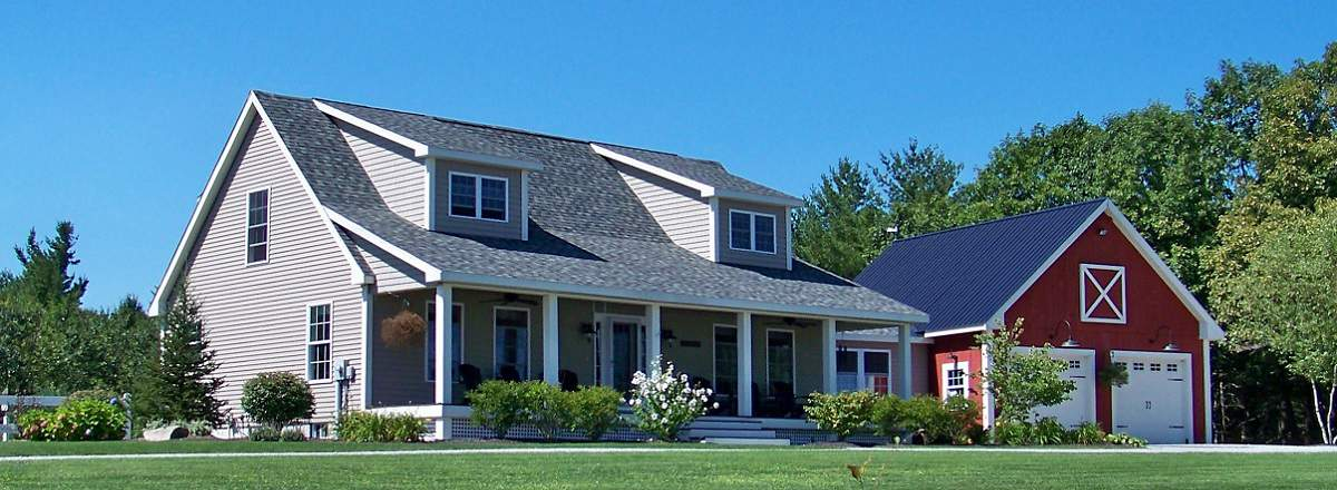 New hampshire modular homes serving new hampshire nh for Cost of building a house in vermont